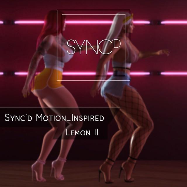#Sync'd_Lemon II / 073