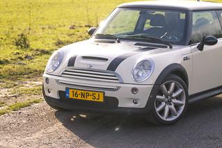 Mini Cooper S (R53) | by RobinH.