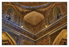 Samarqand UZ -  Gur-e-Amir Mausoleum 06