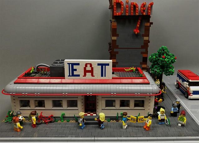 [MOC] EAT Diner