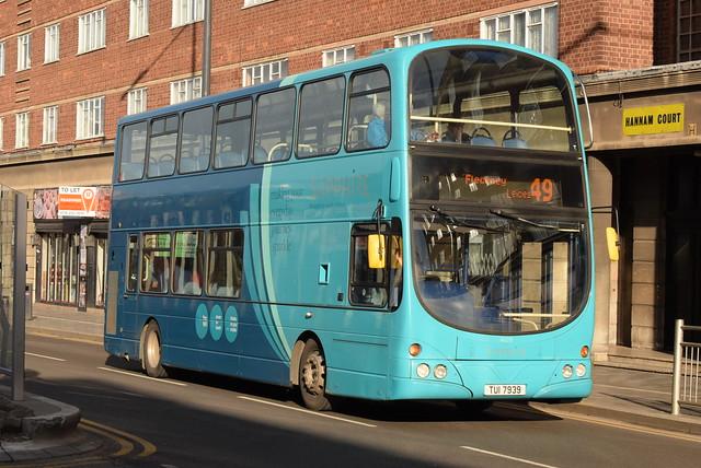 AMN 4009 @ Leicester Haymarket bus station