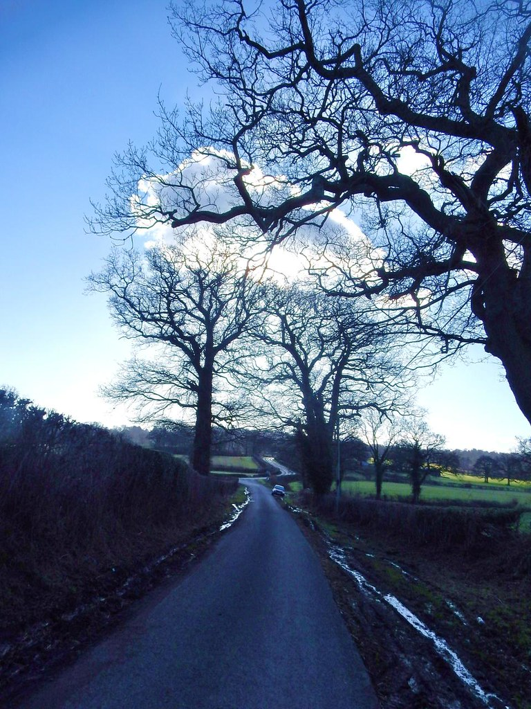 Down a bit Balcombe Circular (winter)