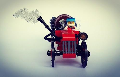 LMC Racer   by krzysztofpusz