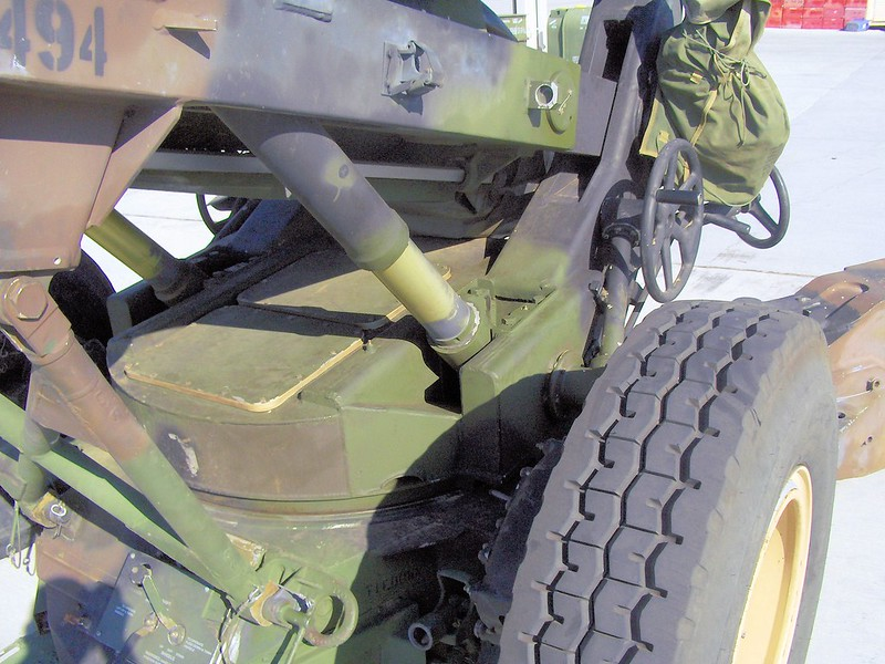 M198 Towed Howitzer 7