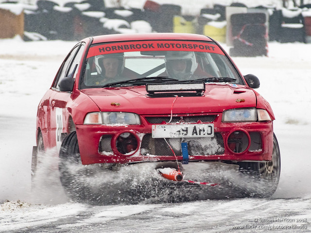 2018 Jack Frost Stages Rally
