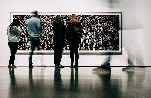 Stepping into Gursky