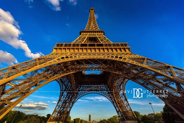 Ever Since - Eiffel Tower, Paris, France