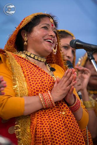 Marwadi devotional song by Mangilal and Saathi from Chittaurgarh, Rajasthan