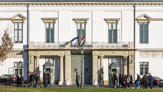 köztársasági elnöki hivatal