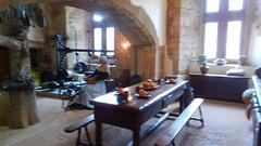 Vianden, Chateau Vianden - The Grand Kitchen [05.04.2014]