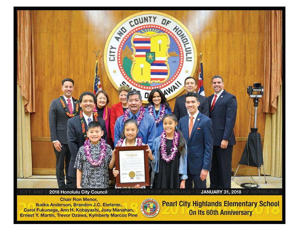 Pearl City Highlands Elementary School | Honolulu City