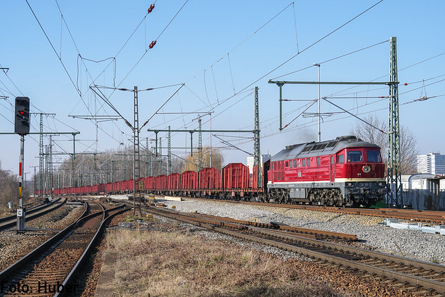 132 293 Erfurter Bahnservice | Leipzig-Thekla | Februar 2018