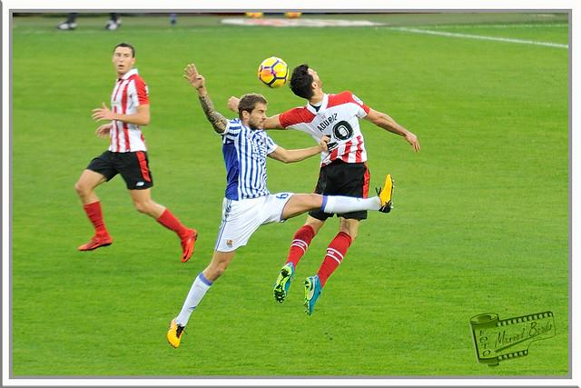 Athletic 0 R. Sociedad 0