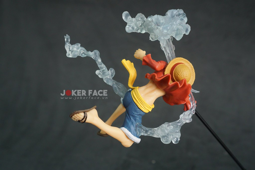 Mo Hinh Monkey D Luffy Gear 3 Elephant Gun One Piece