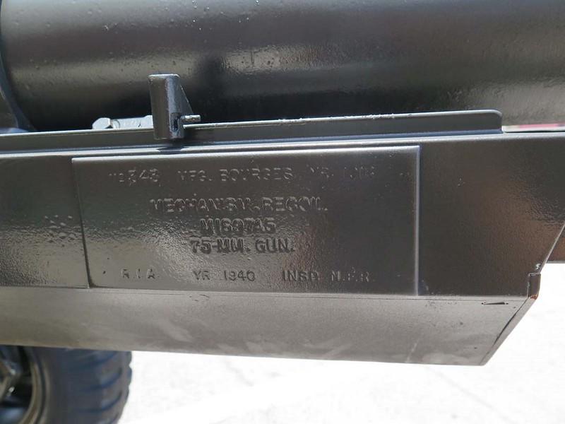 US 3'' M1897A2 Field Gun 5