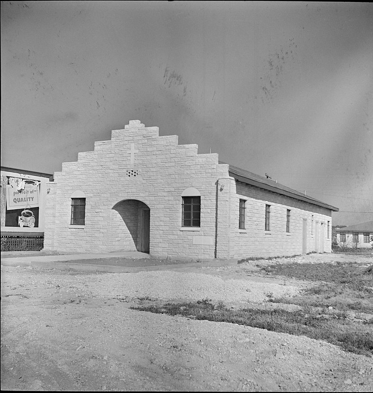 SMDR Photographic Negatives Collection, [1950s][Pentecostal Holiness Church '52]