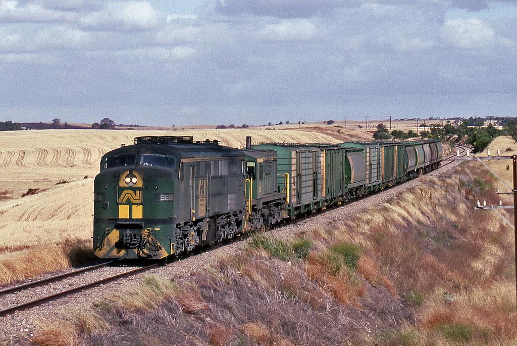 South Australian byway by Bingley Hall