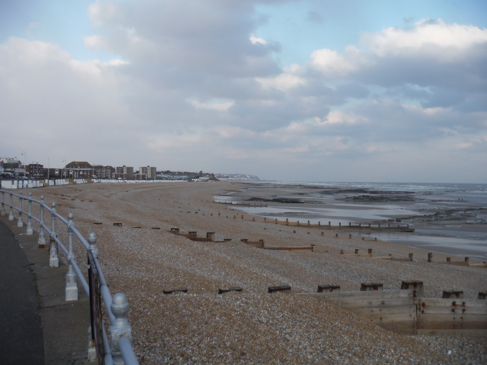 Bexhill's Beach SWC Walk 66 - Eastbourne to Hastings via Bexhill
