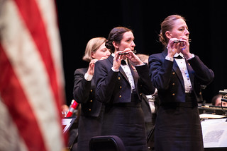 Navy Band visits Greeley | by United States Navy Band