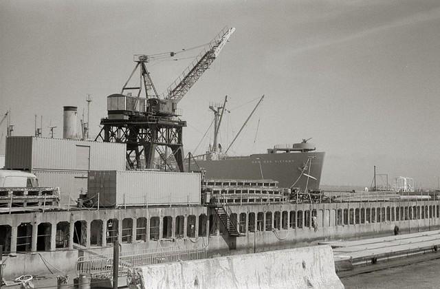 Richmond docks