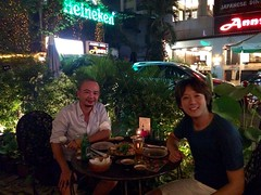 Night out in Saigon
