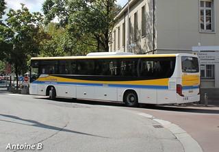 Setra S415ÜL - Transisere - FAURE | by Antoine B - Photographie