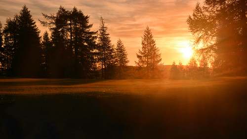 sunrise golf course moray dufftown