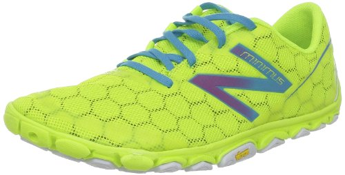 New Balance Men's MR10v2 Minimus Running Shoe,NeonYellow/Blue,11.5 D US