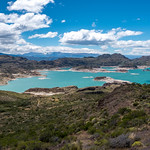 Laguna Verde, near Chile Chico