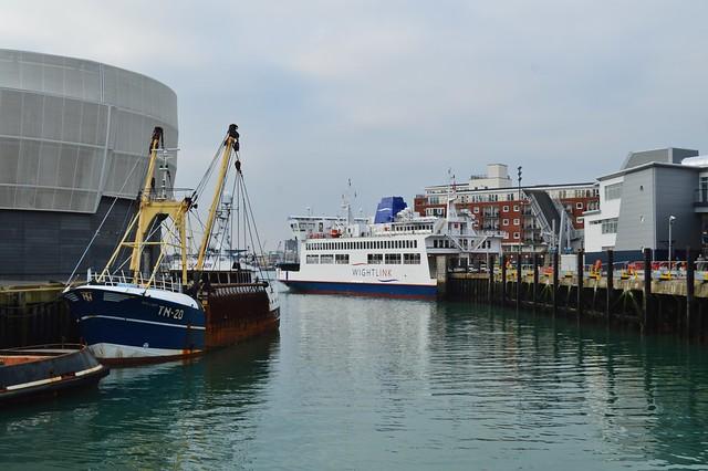 Camber Docks