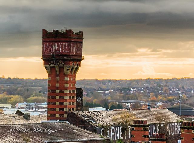 Garnetts Cabinet Works Tower
