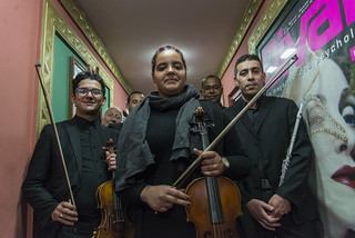 MOROCCO - MAZAYA youngsters are defying their life position through music - MAROC -  Les jeunes de MAZAYA défient la vie en musique - المغرب - شباب مزايا يتحدّى الحياة من خلال الموسيقى