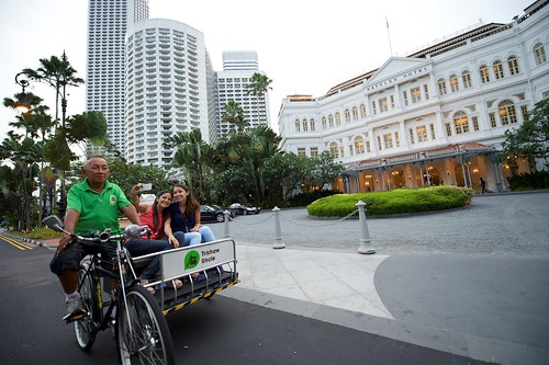 Trishaw Ride | by Jinkee Umali