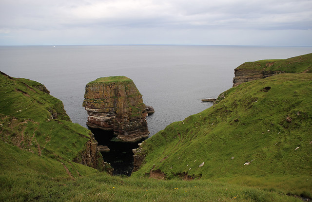 The coast between Fresgoe and Melvich