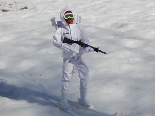 """Snow Job 12""""   by theskullreviews"""