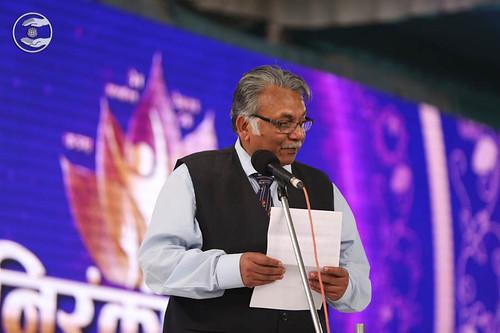 Dr. Ashok Gupta from Mumbai, expresses his views