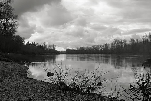 oregon willametteriver 6x9 moskva2 film blackandwhite photo mediumformat landscape