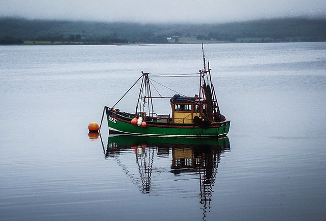 fishing boat Scotland