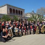 6. Deutsche Brass Band Meisterschaft Bad Kissingen - 08.05.2016