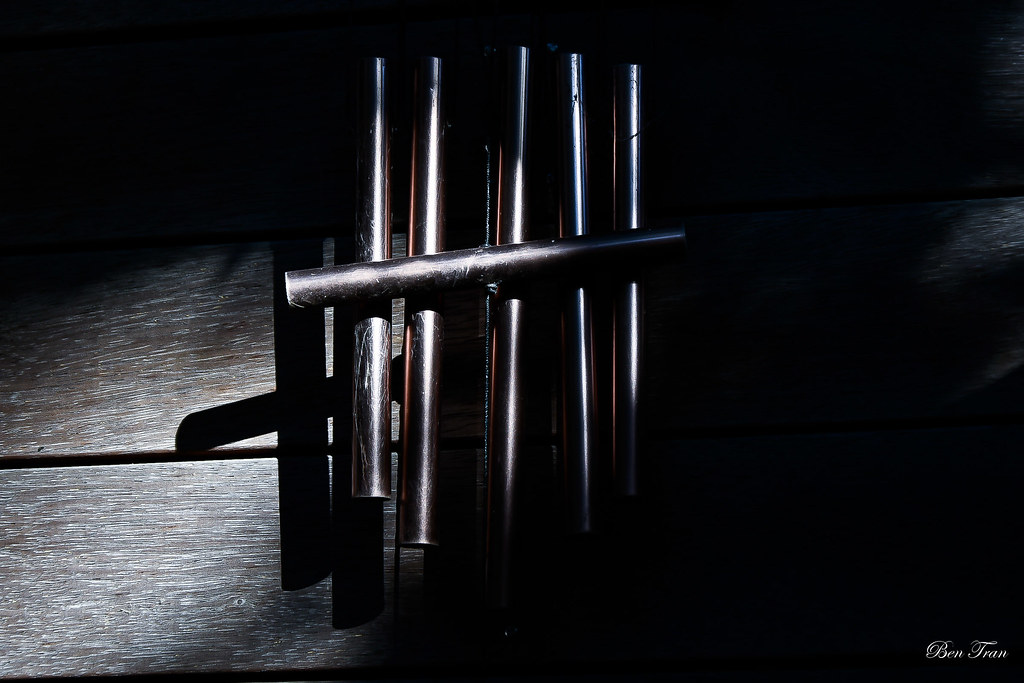 #RingTheBell #FlickrFriday  the wind chimes