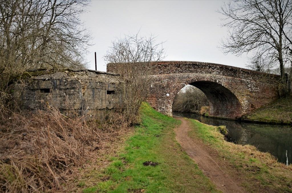 Pillbox, Benhams Bridge