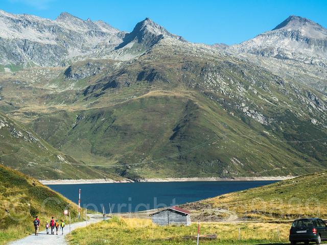 RHE092 Santa Maria Lake, Medel, Grisons, Switzerland