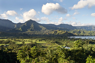 Hanalei Valley, Kauai, Hawaii | by AGrinberg