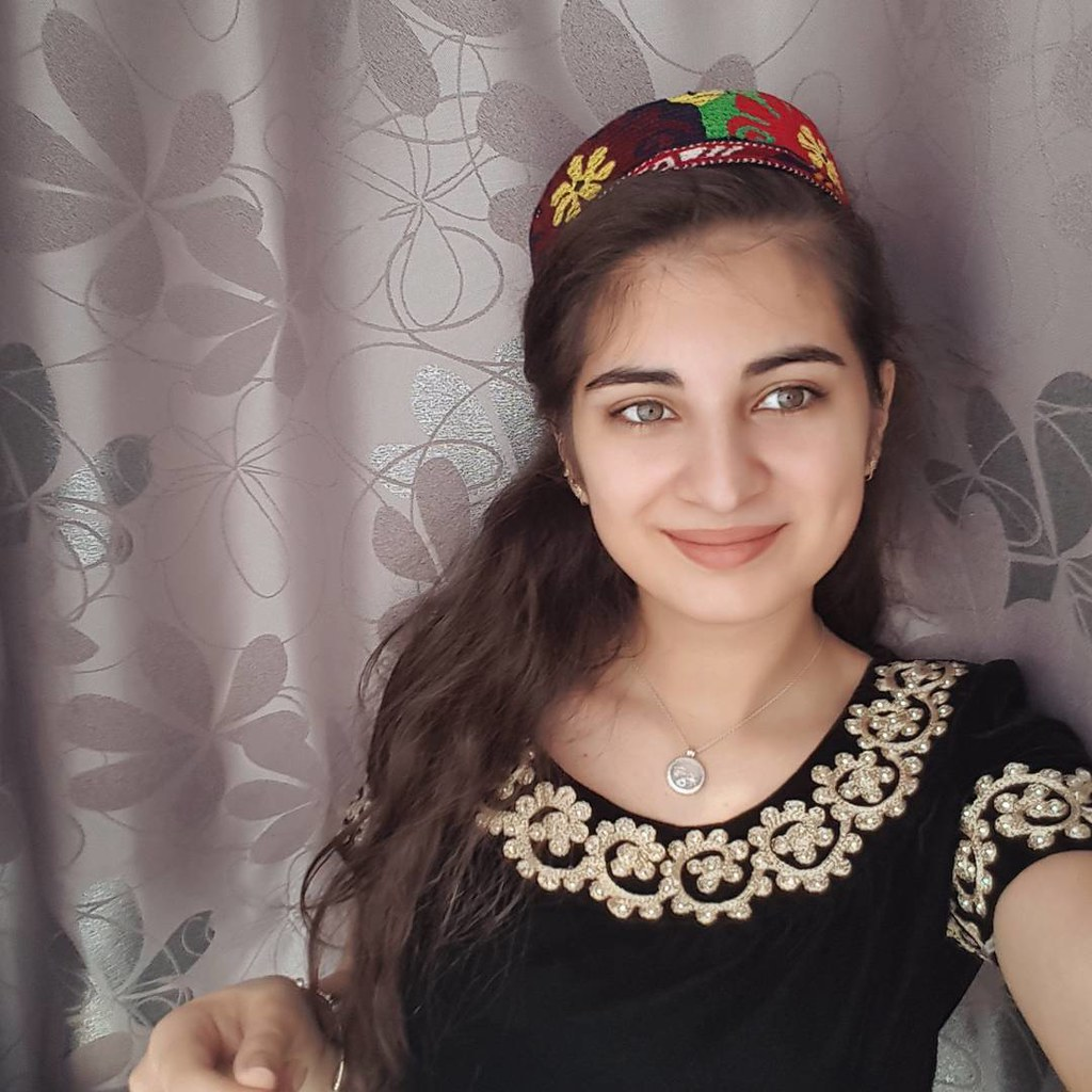 Tajik Girl From Khatlon Region Kulyab   Tajik Page