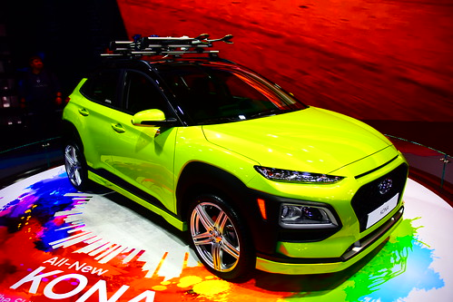 2019 Hyundai Kona Photo