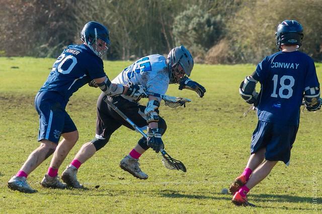 Oxford/Cambridge 102nd Varsity Lacrosse Match