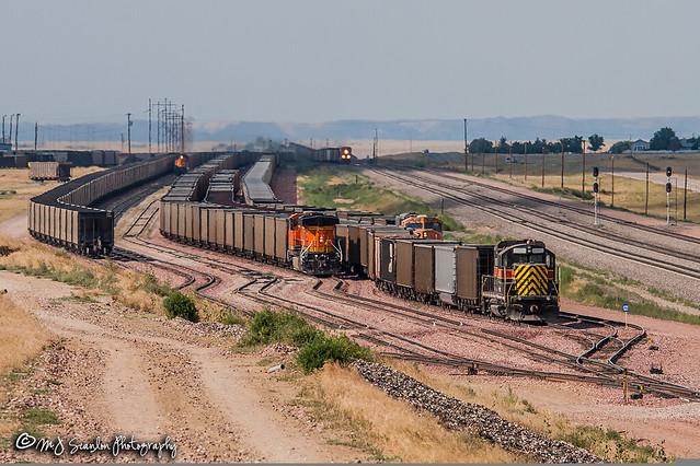 PRSX 408   EMD GP10   Progressive Rail Services Yard