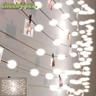 Love Photo Light Strings for District 20 | by Isla Gealach / Cheeky Pea