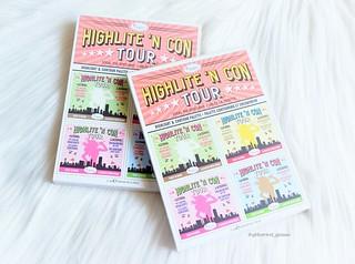 The Balm Cosmetics Highlite 'N Con Tour Palette | by <Nikki P.>