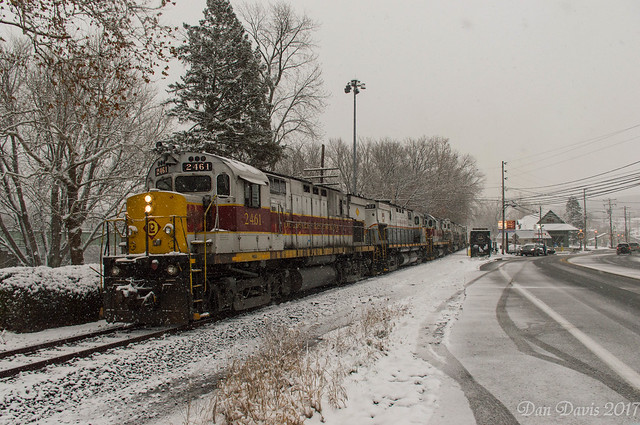 DL 2461 @ Portland, PA